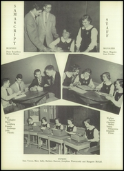 Page 16, 1955 Edition, St Matthews High School - Samascript Yearbook (Conshohocken, PA) online yearbook collection