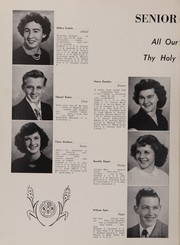 Page 16, 1952 Edition, St George High School - Georgian Yearbook (Pittsburgh, PA) online yearbook collection
