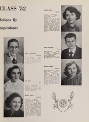 Page 17, 1952 Edition, St George High School - Georgian Yearbook (Pittsburgh, PA) online yearbook collection