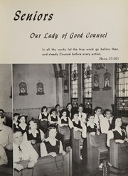 Page 15, 1954 Edition, St George High School - Georgian Yearbook (Pittsburgh, PA) online yearbook collection