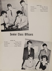 Page 16, 1954 Edition, St George High School - Georgian Yearbook (Pittsburgh, PA) online yearbook collection