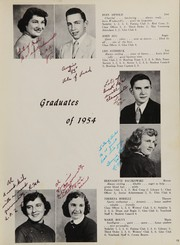 Page 17, 1954 Edition, St George High School - Georgian Yearbook (Pittsburgh, PA) online yearbook collection