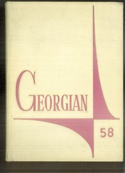 1958 Edition, St George High School - Georgian Yearbook (Pittsburgh, PA)