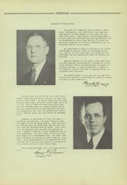 Page 11, 1937 Edition, East Pittsburgh High School - Crystal Yearbook (East Pittsburgh, PA) online yearbook collection