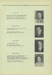 Page 17, 1937 Edition, East Pittsburgh High School - Crystal Yearbook (East Pittsburgh, PA) online yearbook collection