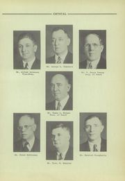 Page 9, 1937 Edition, East Pittsburgh High School - Crystal Yearbook (East Pittsburgh, PA) online yearbook collection
