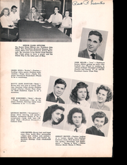 Page 12, 1949 Edition, East Pittsburgh High School - Crystal Yearbook (East Pittsburgh, PA) online yearbook collection