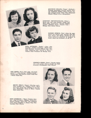 Page 16, 1949 Edition, East Pittsburgh High School - Crystal Yearbook (East Pittsburgh, PA) online yearbook collection