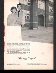 Page 5, 1949 Edition, East Pittsburgh High School - Crystal Yearbook (East Pittsburgh, PA) online yearbook collection