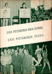 Page 7, 1952 Edition, East Pittsburgh High School - Crystal Yearbook (East Pittsburgh, PA) online yearbook collection