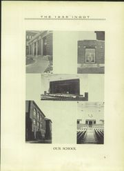 Page 13, 1935 Edition, Steelton High School - Ingot Yearbook (Steelton, PA) online yearbook collection