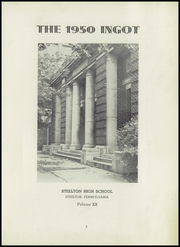 Page 7, 1950 Edition, Steelton High School - Ingot Yearbook (Steelton, PA) online yearbook collection