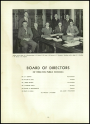 Page 14, 1951 Edition, Steelton High School - Ingot Yearbook (Steelton, PA) online yearbook collection