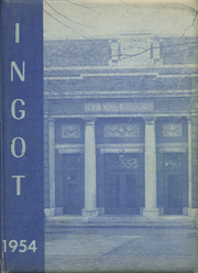 Page 1, 1954 Edition, Steelton High School - Ingot Yearbook (Steelton, PA) online yearbook collection