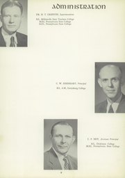 Page 15, 1954 Edition, Steelton High School - Ingot Yearbook (Steelton, PA) online yearbook collection