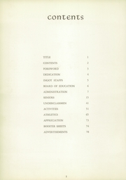 Page 8, 1954 Edition, Steelton High School - Ingot Yearbook (Steelton, PA) online yearbook collection