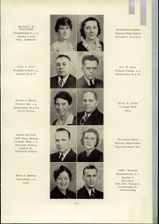 Page 13, 1936 Edition, Eichelberger High School - Nornir Yearbook (Hanover, PA) online yearbook collection