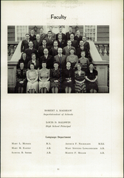Page 15, 1941 Edition, Eichelberger High School - Nornir Yearbook (Hanover, PA) online yearbook collection