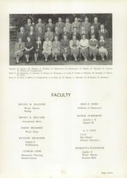 Page 11, 1943 Edition, Eichelberger High School - Nornir Yearbook (Hanover, PA) online yearbook collection
