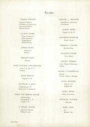 Page 12, 1943 Edition, Eichelberger High School - Nornir Yearbook (Hanover, PA) online yearbook collection