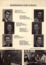 Page 14, 1955 Edition, Eichelberger High School - Nornir Yearbook (Hanover, PA) online yearbook collection