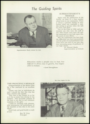 Page 10, 1956 Edition, Eichelberger High School - Nornir Yearbook (Hanover, PA) online yearbook collection