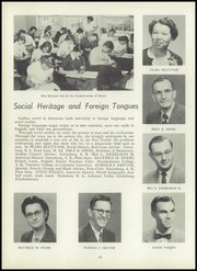 Page 14, 1956 Edition, Eichelberger High School - Nornir Yearbook (Hanover, PA) online yearbook collection