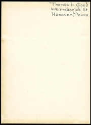 Page 2, 1956 Edition, Eichelberger High School - Nornir Yearbook (Hanover, PA) online yearbook collection