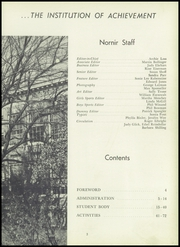 Page 7, 1956 Edition, Eichelberger High School - Nornir Yearbook (Hanover, PA) online yearbook collection