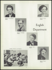 Page 12, 1957 Edition, Eichelberger High School - Nornir Yearbook (Hanover, PA) online yearbook collection