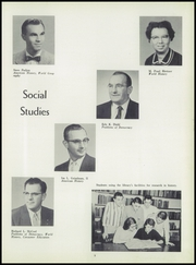 Page 13, 1957 Edition, Eichelberger High School - Nornir Yearbook (Hanover, PA) online yearbook collection
