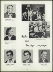 Page 16, 1957 Edition, Eichelberger High School - Nornir Yearbook (Hanover, PA) online yearbook collection