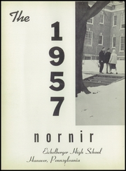 Page 6, 1957 Edition, Eichelberger High School - Nornir Yearbook (Hanover, PA) online yearbook collection