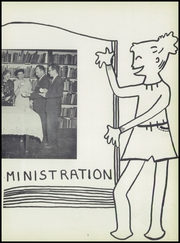 Page 9, 1957 Edition, Eichelberger High School - Nornir Yearbook (Hanover, PA) online yearbook collection