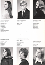 Page 17, 1971 Edition, Sugar Valley High School - Logan Lore Yearbook (Loganton, PA) online yearbook collection