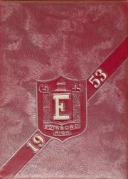 Edinboro High School - Turtle Yearbook (Edinboro, PA) online yearbook collection, 1953 Edition, Page 1