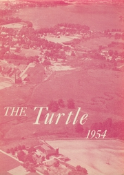 Edinboro High School - Turtle Yearbook (Edinboro, PA) online yearbook collection, 1954 Edition, Page 1