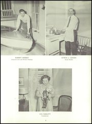 Page 13, 1954 Edition, Edinboro High School - Turtle Yearbook (Edinboro, PA) online yearbook collection
