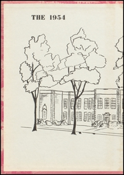 Page 2, 1954 Edition, Edinboro High School - Turtle Yearbook (Edinboro, PA) online yearbook collection
