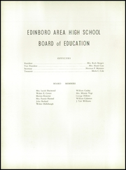 Page 8, 1954 Edition, Edinboro High School - Turtle Yearbook (Edinboro, PA) online yearbook collection