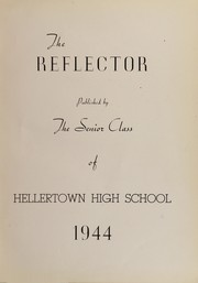 Page 5, 1944 Edition, Hellertown High School - Reflector Yearbook (Hellertown, PA) online yearbook collection