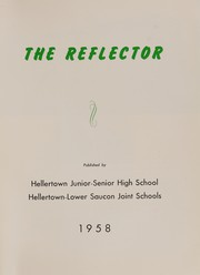 Page 5, 1958 Edition, Hellertown High School - Reflector Yearbook (Hellertown, PA) online yearbook collection
