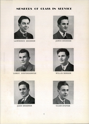 Page 9, 1945 Edition, Orwigsburg High School - Hi Crier Yearbook (Orwigsburg, PA) online yearbook collection