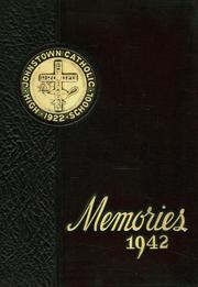 Page 1, 1942 Edition, Johnstown Central Catholic High School - Memories Yearbook (Johnstown, PA) online yearbook collection