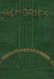 Page 1, 1947 Edition, Johnstown Central Catholic High School - Memories Yearbook (Johnstown, PA) online yearbook collection