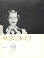 Page 7, 1956 Edition, Johnstown Central Catholic High School - Memories Yearbook (Johnstown, PA) online yearbook collection