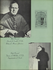 Page 10, 1959 Edition, Johnstown Central Catholic High School - Memories Yearbook (Johnstown, PA) online yearbook collection