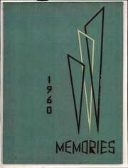 1960 Edition, Johnstown Central Catholic High School - Memories Yearbook (Johnstown, PA)