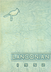 1952 Edition, Schwenksville High School - Lanconian Yearbook (Schwenksville, PA)