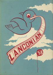 1953 Edition, Schwenksville High School - Lanconian Yearbook (Schwenksville, PA)